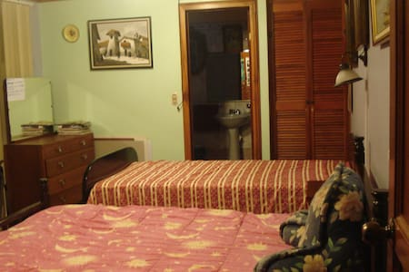 Room type: Private room Property type: Dorm Accommodates: 2 Bedrooms: 1 Bathrooms: 1