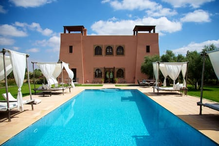 Authenticité dans un Riad! 2 pers! - Marrakech Cercle Aït Ourir