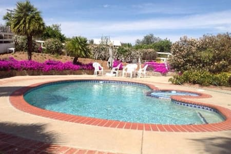 EQUESTRIAN ESTATE, POOL, VIEWS - Bed & Breakfast