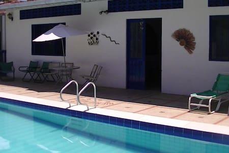 Quinta.Garden.Private Pool.Barbecue - Tocaima - Haus