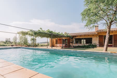 Vacation Home Can Ferrer HUTG 20857 - Camallera - House