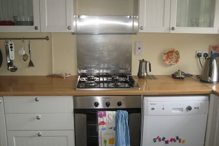 Three-bedroom family house - Lancing