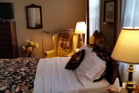 Withington Room, Clifford House B&B - Cleveland - Bed & Breakfast