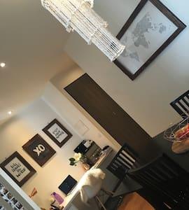 Modern Balinese Home - Apartamento
