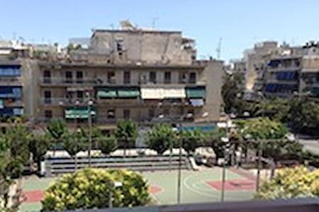 In a traditional neighborhood - Athina