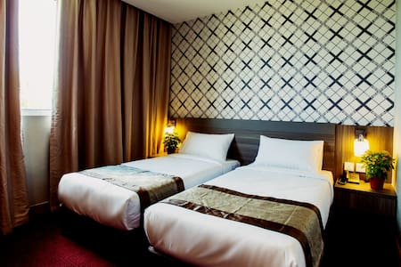Twin Room LS Hotel - Andre