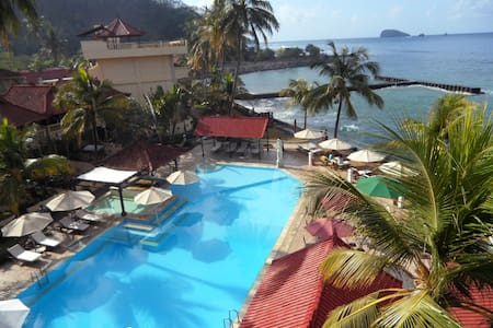 2 BED APARTMENT BALI PALMS SEA SIDE