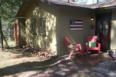 COZY BUNKHOUSE - PINE, AZ - Cabin