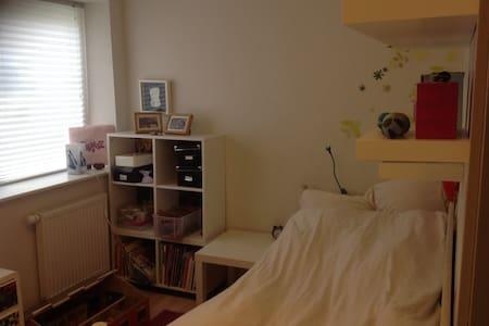 Lys og børnevenlig lejlighed i Hou - Odder - Appartement