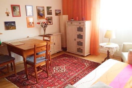 Schnuckeliges Zimmer, günstige Lage - Apartmen