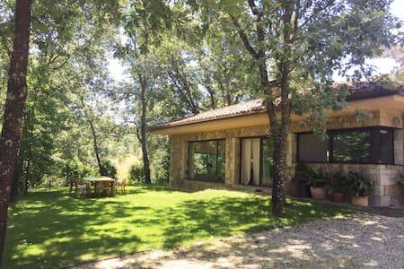 Casa de lujo en plena naturaleza - Villanueva de la Vera - Rumah