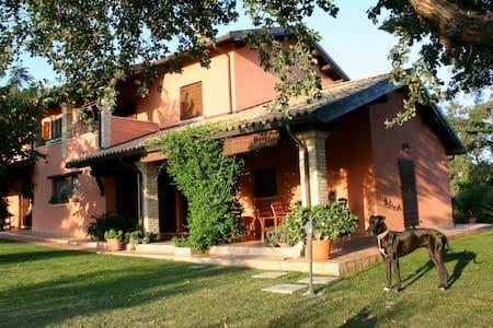 Agriturismo I Due Carpini - Città Sant'Angelo - Villa