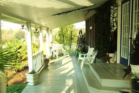 Masters Week Rental-Hilltop Farm  - Aiken - House
