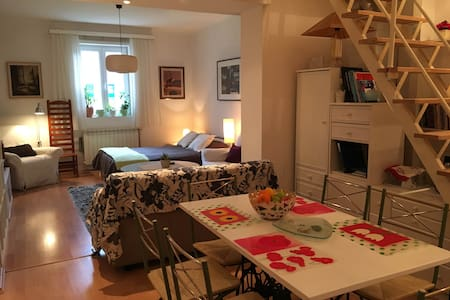"Charming room ""MAKSIMIR"", Zagreb - Zagabria - Bed & Breakfast"