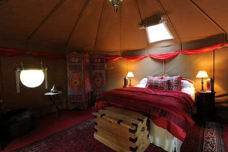 Glamping - The Moroccan Yurt - Kenton - Yurt