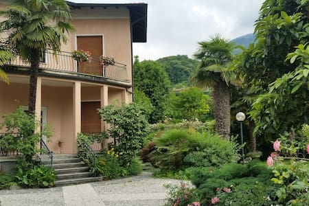 Wohnung in Villa - Caldè