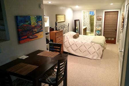 Cozy Sub-level One Bedroom - Baltimore - Apartment