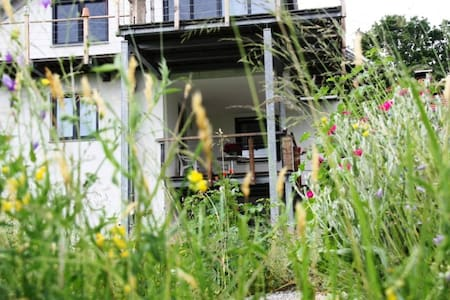 Ruhige 100qm Wohnung mit Terrasse. - Waldkirchen - Condominium