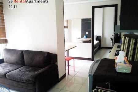 2 BR Apt in Central Jakarta - Kemayoran - Apartment