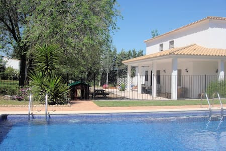 Child Friendly Villa Andalucia Spain - Villa