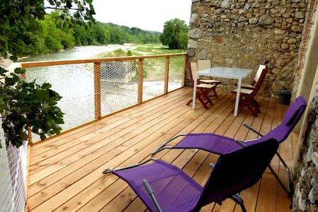 Gite de la rivière Drôme provençale - Dům v zemi