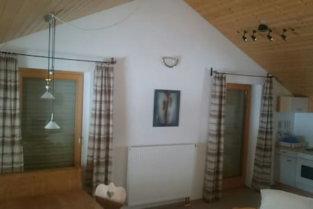 Nice flat in the bavarian forest - Bischofsreut  - Lejlighed