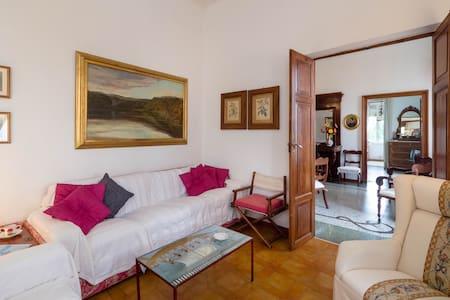 VILLA CASTAGNOLA- SORI-GE (riviera) - Sori - Apartmen