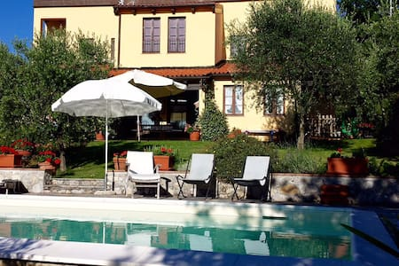 Lucca-B&B beautiful suite in Gualdo - Bed & Breakfast