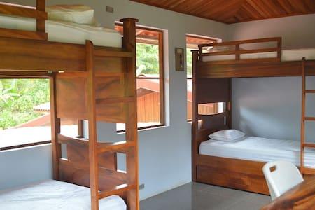 Coastal Comfort Bunker Suite