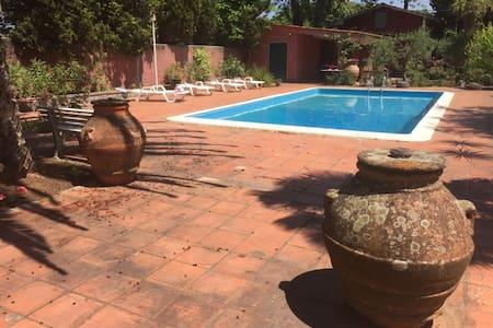 quadrilocale con piscina relax - Talo