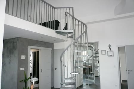 duplex avec chambre mézzanine - Kilstett
