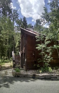 PRIVATE APT IN BEAUTIFUL MT. CABIN - Zomerhuis/Cottage