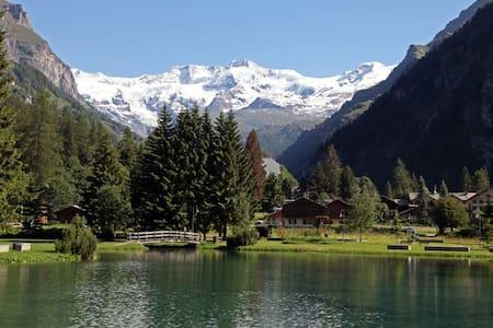 Quiet and comfortable apt @ Monterosa Ski compound - Gressoney-La-Trinitè