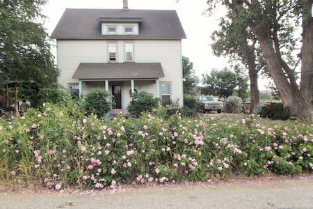 Historic farmhouse 2 bedrooms - Ház