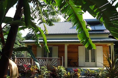 La Case Floria-Maison avec jardin - Willa