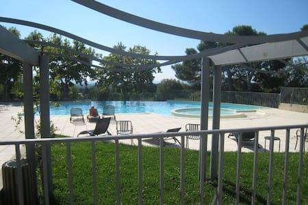 Appart Golf de Saumane - Wohnung