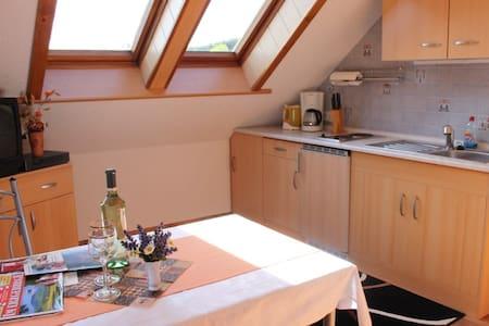 Ferienwohnung für 2 im Erzgebirge - Breitenbrunn/Erzgebirge - Apartament