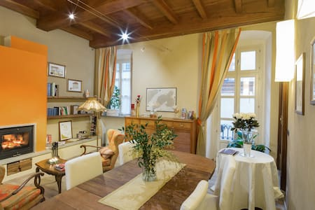 Romantica, funzionale camera in B&B - Bed & Breakfast