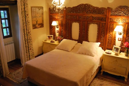 Casa Ayalesa. Habitación doble con baño + desayuno - Casa