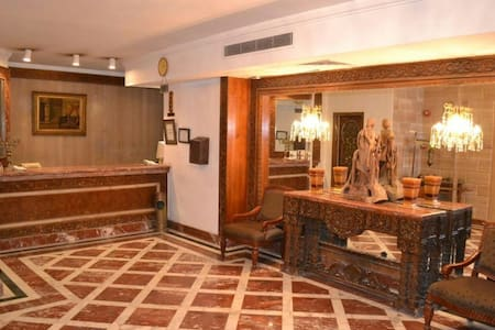 1 Bedroom Serviced Aprtm. Zamalek 1 - Cairo - Pis
