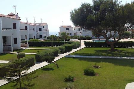Apartamento c/piscina junto al mar! - Los Delfines