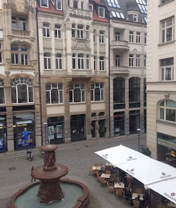Charming Apt in theHeart of Leipzig