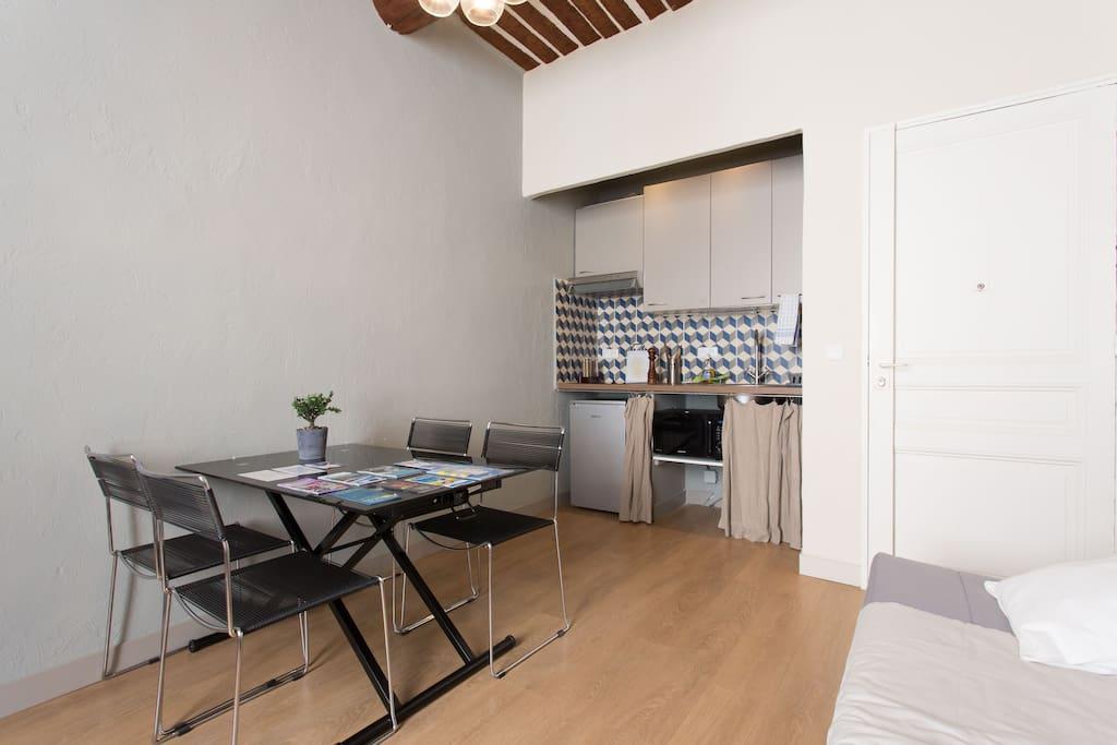 Wonderful cosy flat Vieil Antibes