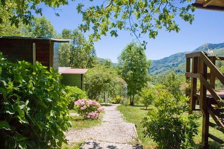Eco-villaggio centroAnidra - Borzonasca - Bungalow