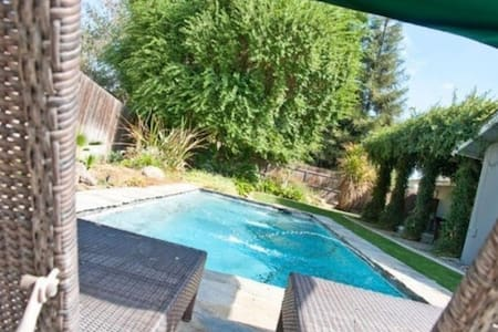 Rest & Relaxation Near Sequoia! - Rumah