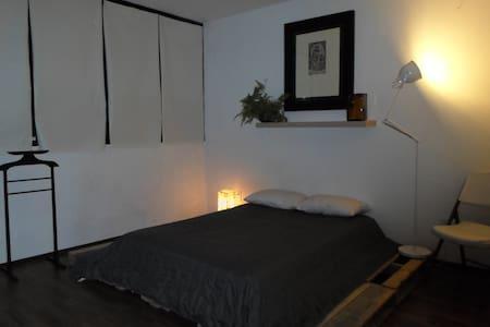 Cozy Private Room by ReformaPolanco