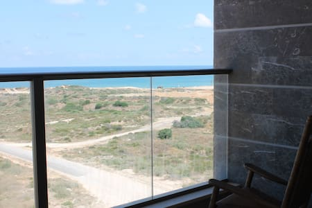 Sea View, New and Quiet - Apartamento