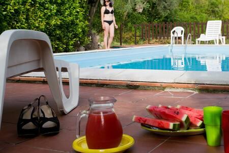 Fattoria Cristina - Lejlighed