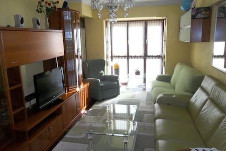Cerca de Donosti, Bilbao y Vitoria - Lejlighed