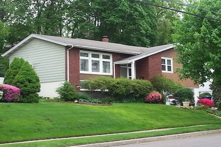 +++Lovely House Only 245 per night - Hackensack NJ - Fort Lee